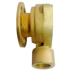 Metal Casting Brass with High Precision