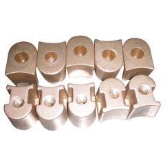 CNC Machining Part Copper Metal Casting for Hardware