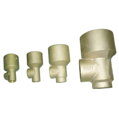High Precision Brass Lost Wax Casting for Auto Parts