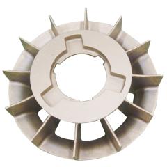 Tin Bronze Precision Casting Flange Pipe Connector