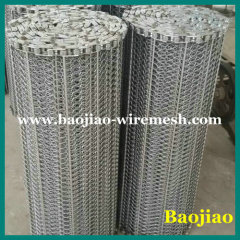 304/316 Balance Sprial Conveyor Belts