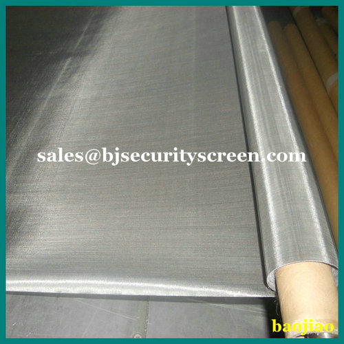 5 Micron Stainless Steel Filter Screen