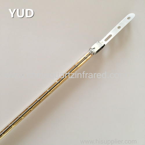 IR Quartz glass Halogen Infrared Lamp for painting