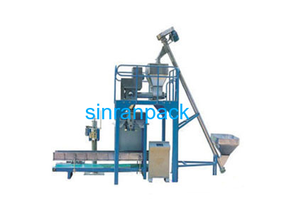 DCS series Powder weighing & packing machine