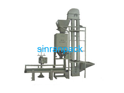 Semi automatic rice packing machine