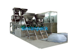 automatic BB fertilizer production line