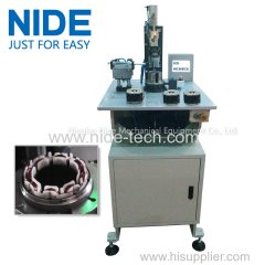 motor winding machine stator needle wind machine