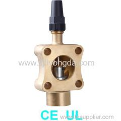 Carrier Type Brass Globe Valve