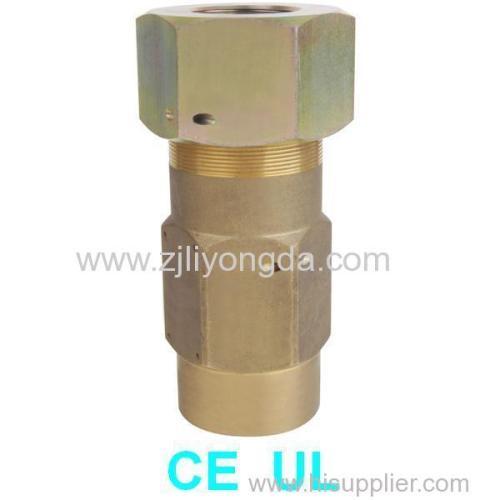 Brass Pressure Relief Valve Safety Valve