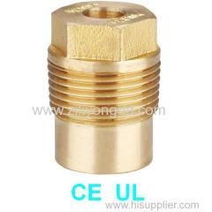 Pressure Relief Valve Brass Safety Valve