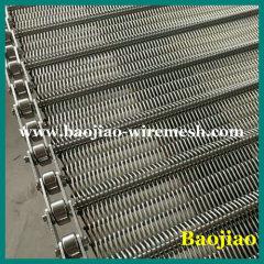 Spiral Wire Mesh Belt