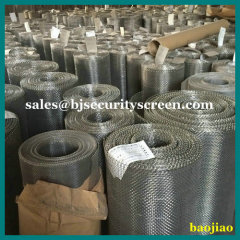 8 Mesh 316L Stainless Steel Bolting Cloth