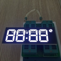 custom led display;1inch clock display;custom 7 segment;customized display