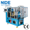 CE certificate High efficiency automatic stator coil lacing machine line