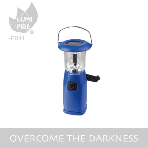 Solar Power Emergency Camping Light