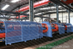 Tubular Stranding Machine.CABLE MAKING MACHINE