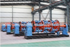 Steel Wire Armoring Machine.Cable Manufacturing Equipment