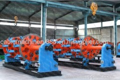 Planetary Stranding Machine.drum twister.cable making machine