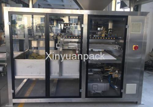 China Big bag granule packing machine
