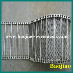 Chain Mesh Conveyor Belt