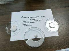 mercury hydrargyrum quicksilver cas:7439-98-7 liquid