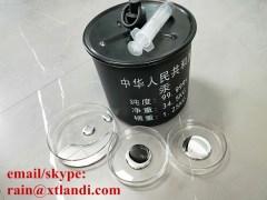 mercury hydrargyrum quicksilver cas:7439-97-6 liquid