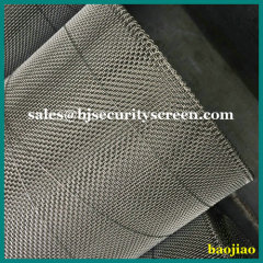 Woven 0.6mm Stainless Steel Wire Screen