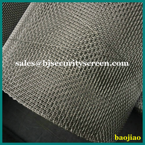 Woven 0.6mm 304 Stainless Steel Sieve Mesh