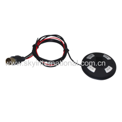 Bluetooth Module For Kenwood CA-C2AX KCA-iP500 CA-C1AX Hand Free Phone Call Car Audio Parts