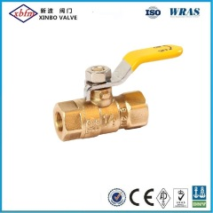 "CSA 1/8"" Brass Mini Ball Valve"