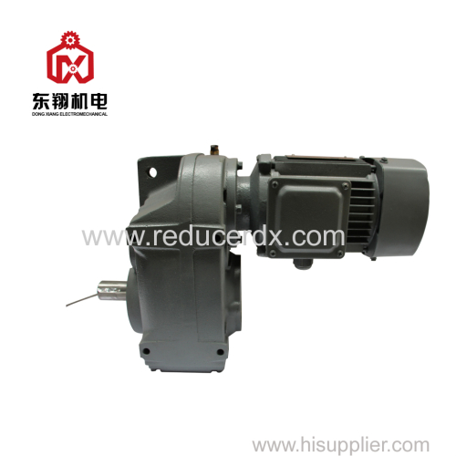 F FA FF FAF parallel Shaft Helical Geared Motor Unit Gearbox Reducer