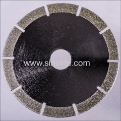 Diamond Electroplated Saw Blade
