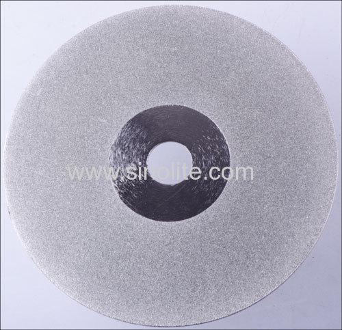 Diamond Electroplated Grinding Wheel
