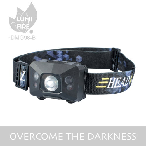 Colorful recycle headlight high power 180 lumens led light headlamp