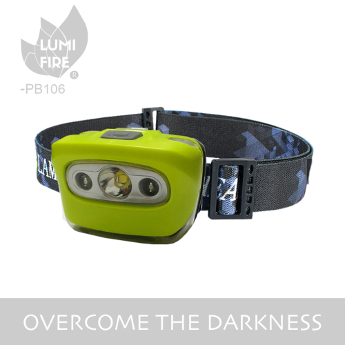 COB headlamps book lamp headlamp comfortable mini small outdoor LED
