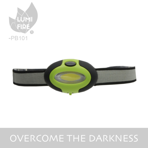 patented Mini small headlamp contains two batteries Outdoor head-mounted