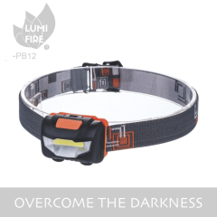 2017 new arrived abs plastic switch house cob head torch