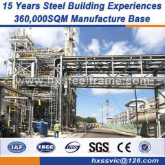 light guage steel lightweight steel frame heavy weight