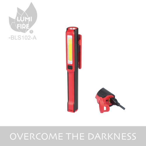 COB Rechargeable Emergency Flashlight