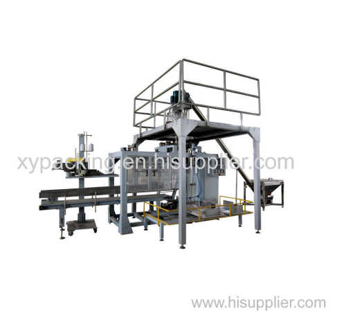 BB fertilizer automatic batching and packing equipements group