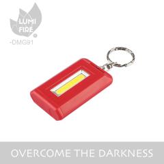 promotional gift COB LED Mini Flashlight pocket Keychain Light