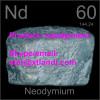 Middle East large need neodymium silver-white neodymium cas:7440-00-8 supply