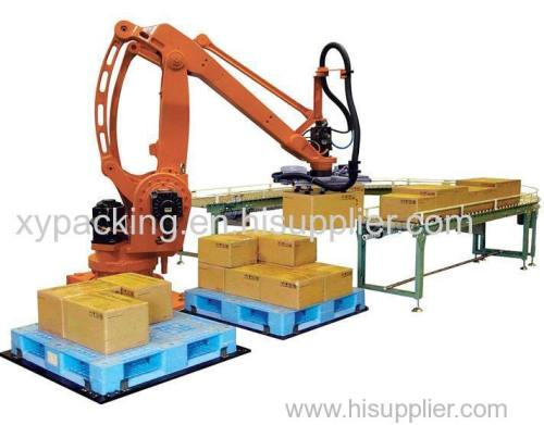 Industry Robot for Palletizing