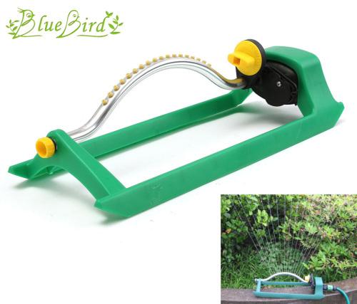 Plastic 16-hole garden water oscillater sprinkler