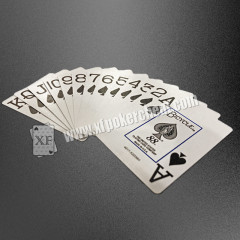 USA Bicycle Jumbo Paper Gambling Props / Poker Size Two Jumbo Index Playing Cards