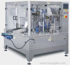 8-Stations packaging machine for chinese medicine material