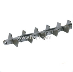 Forging Scraper Chain HS250A/HS310A For Mining Machinery Cement Conveyor