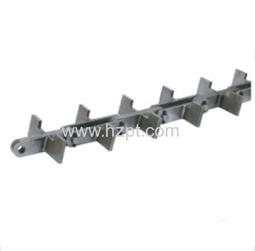 Forging Scraper Chain HS250A/HS310A For Mining Machinery Cement Conveyor