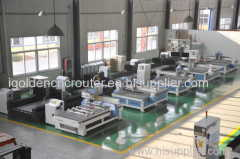 Jinan iGolden CNC Equipment Co.,Ltd.