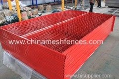 Canada temporary fence Canada portable temporary fence construction Canada temporary fence